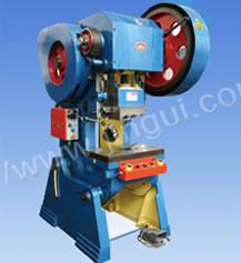 J23-25开式可倾压力机(二级传动